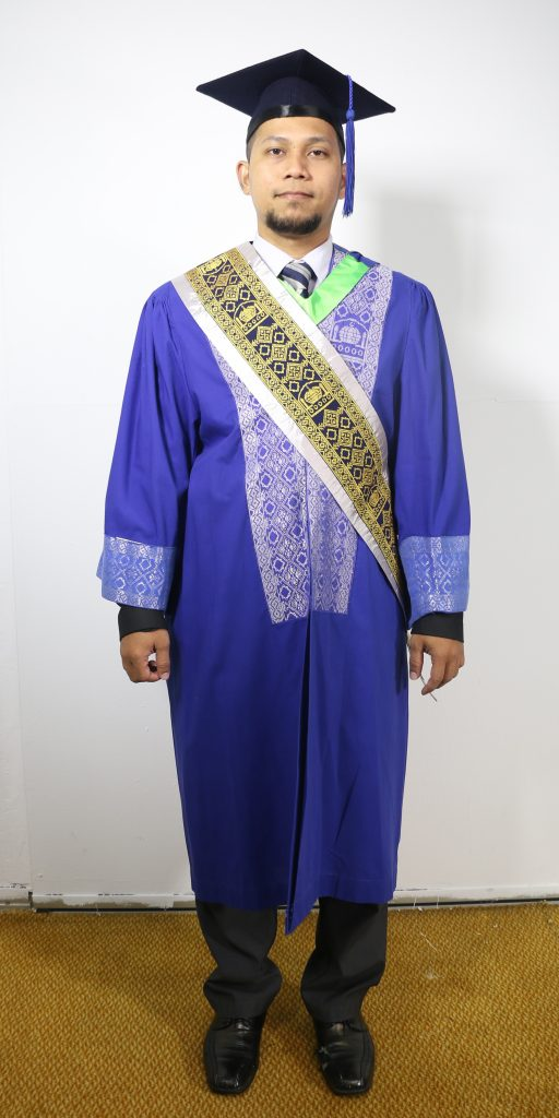 Pakaian Akademik Graduan Bpa Usim